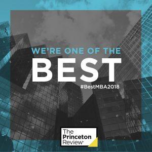 Princeton Review_Best Business Schools