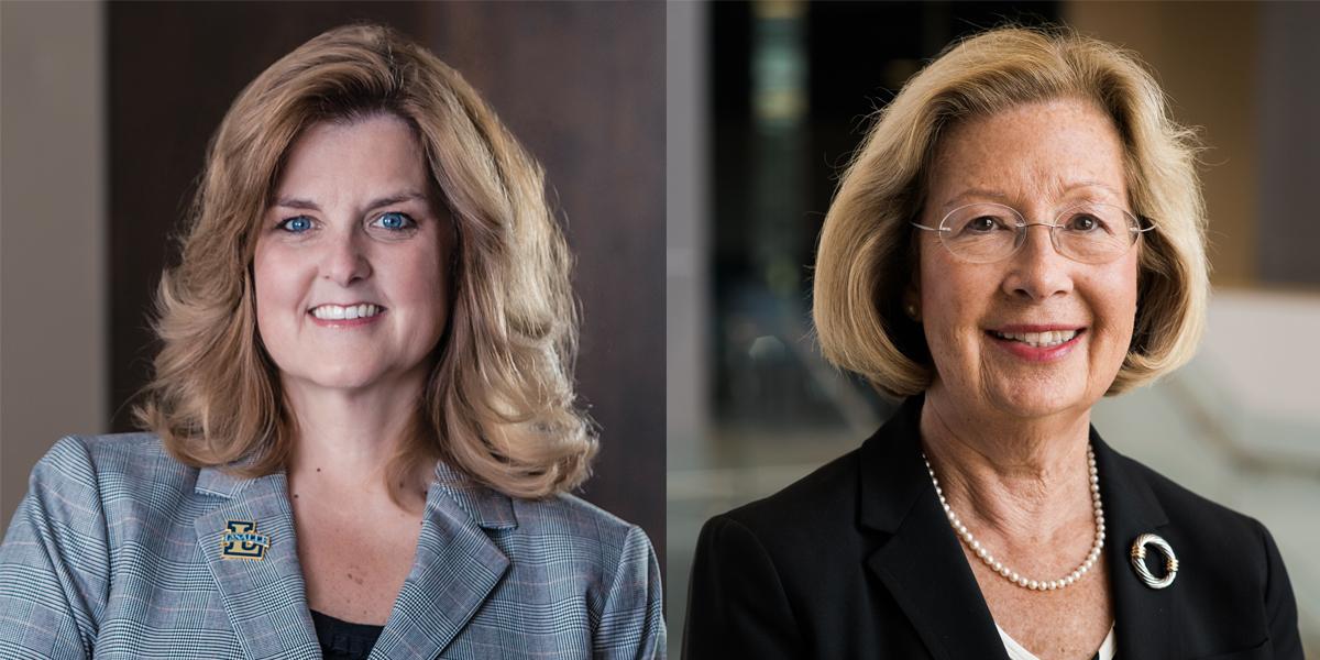 Colleen Hanycz, Ph.D. and Joanne Magnatta