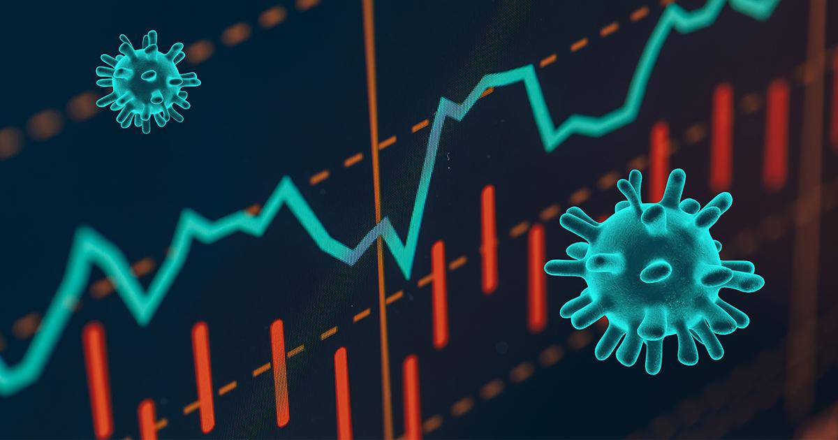 COVID-19 economic impact chart