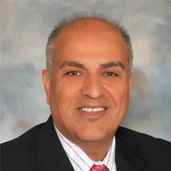 Photo of Madjid Tavana, Ph.D., Professor and distinguished chair of La Salle University's Department of Business Systems and Analytics