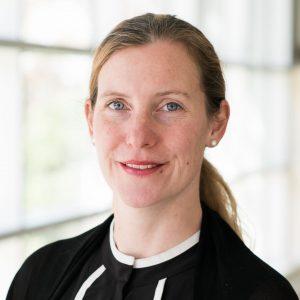 Photo of La Salle University professor Emma Leonard Boyle, Ph.D.