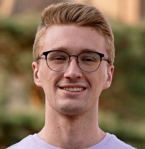 Image of La Salle University student Brett Conley