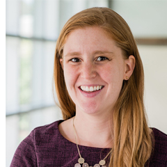 Image of Julie Hill, Ph.D., an assistant professor of psychology at La Salle University.