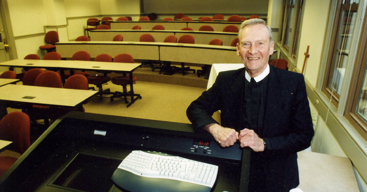 Images of Br. Emery C. Mollenhauer