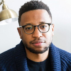 Image of Vinson Cunningham, staff writer, The New Yorker