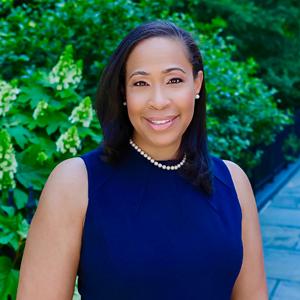 Image of Gabrielle St. Léger, Ed.D., La Salle University's new Vice President of Student Development & Campus Life.