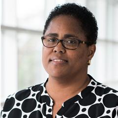 Image of La Salle University professor of education, Greer Richardson, Ph.D.