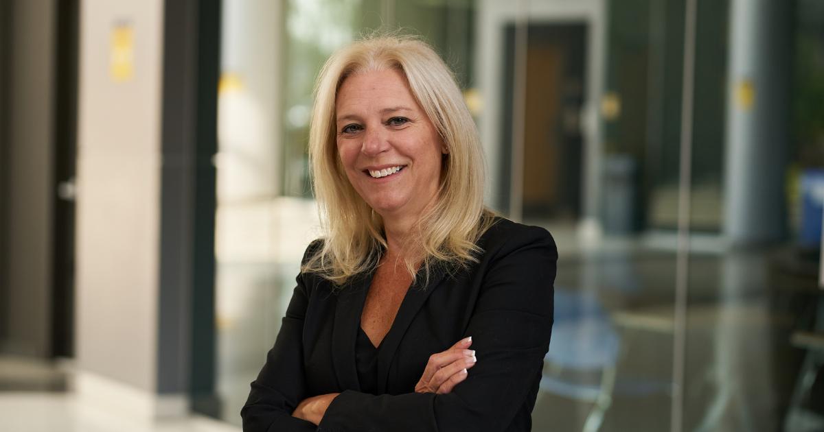 Kristin Wentzel, '90, Ph.D.