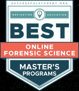 Best Online Forensic Science Master's Program