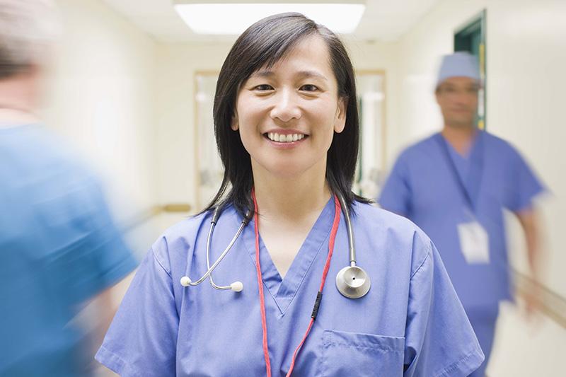 doctor-nursing