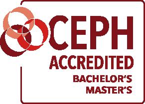 CEPH Accredited