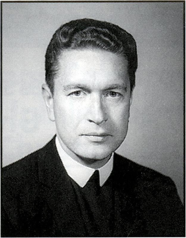 Br. Daniel Burke, F.S.C.