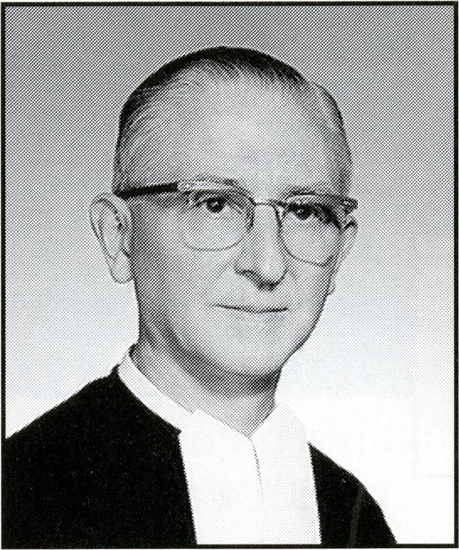 Br. Gregorian Paul (Sprissler), F.S.C.