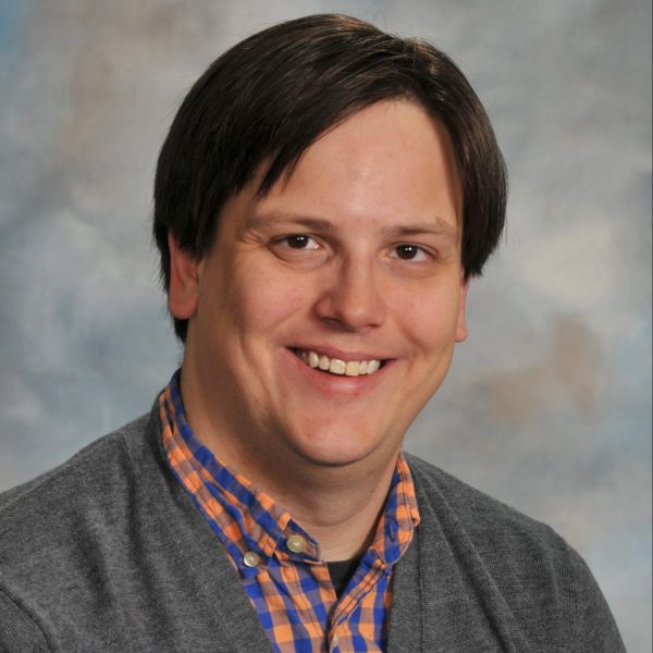 Mark Lashley, Ph.D.