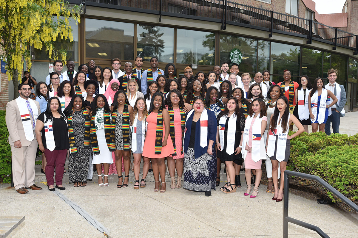 multicultural recognition ceremony