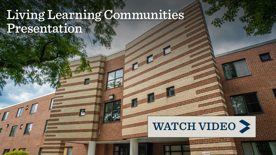 Living Learning Communities Presentation
