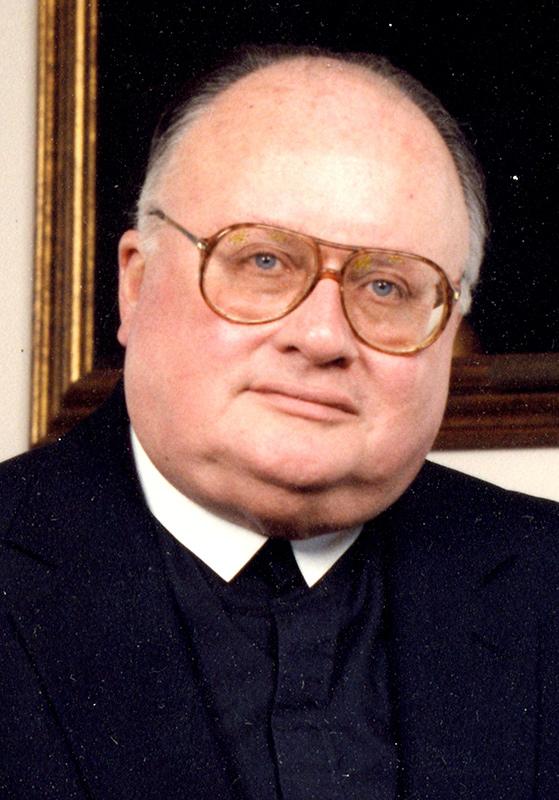 Br. Patrick Ellis, F.S.C.