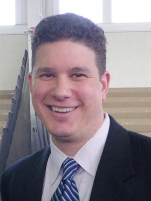 Daniel DeStefano, '93, M.S. '99