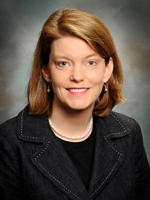 Sue Schwab Hohenleitner, '92
