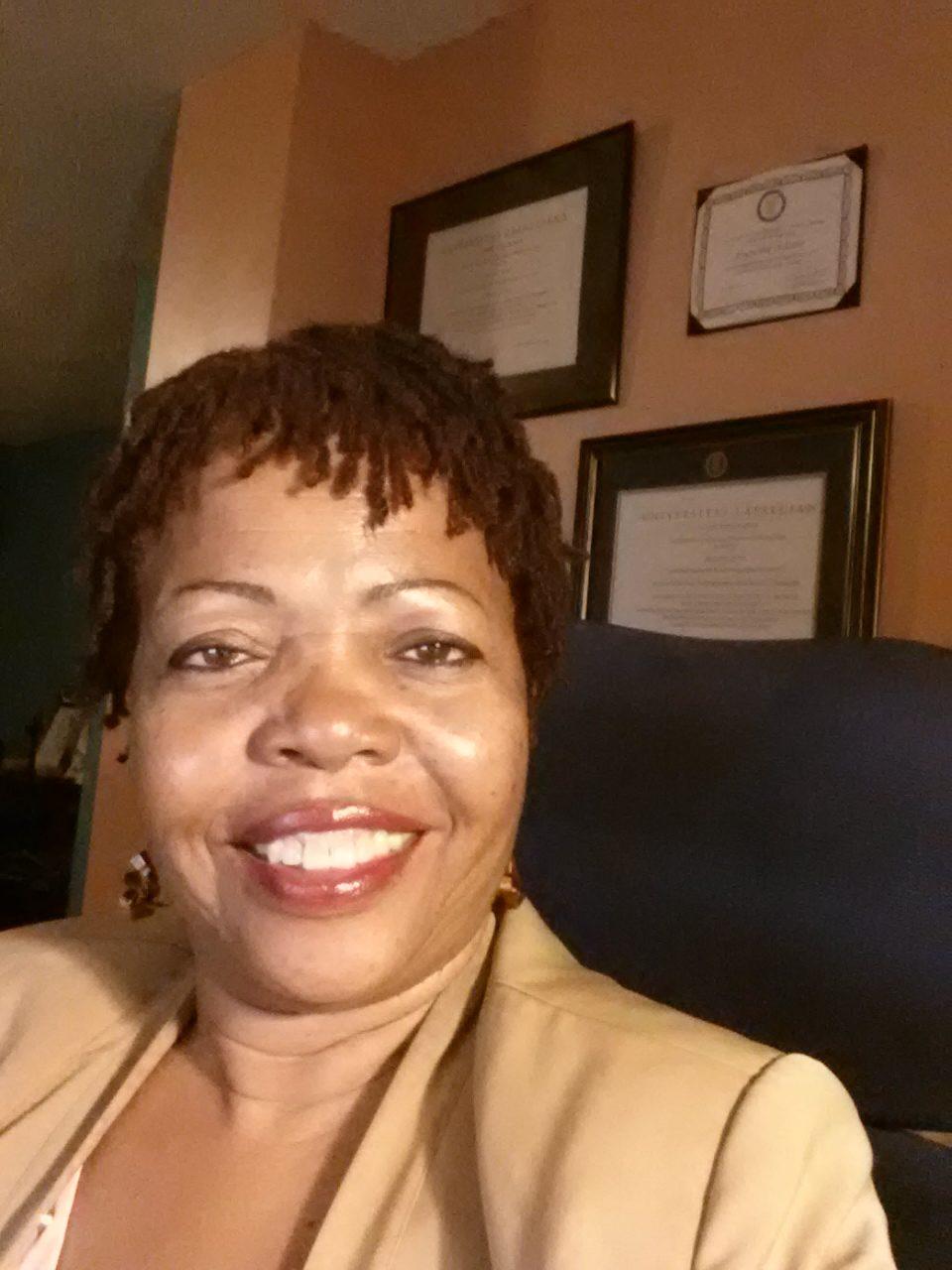 Dr. Francine Adams, '02, MSC, '06, ED.D.