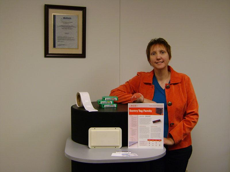 Sandra Garby, MBA '91 - V.P. of Operations, Vizinex RFID