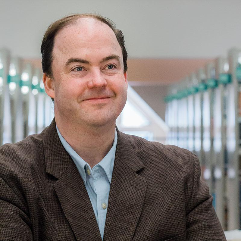 Mike Boyle, Ph.D., '98