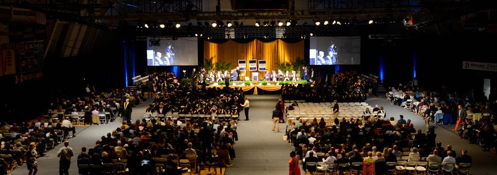 La Salle University Commencement Ceremony