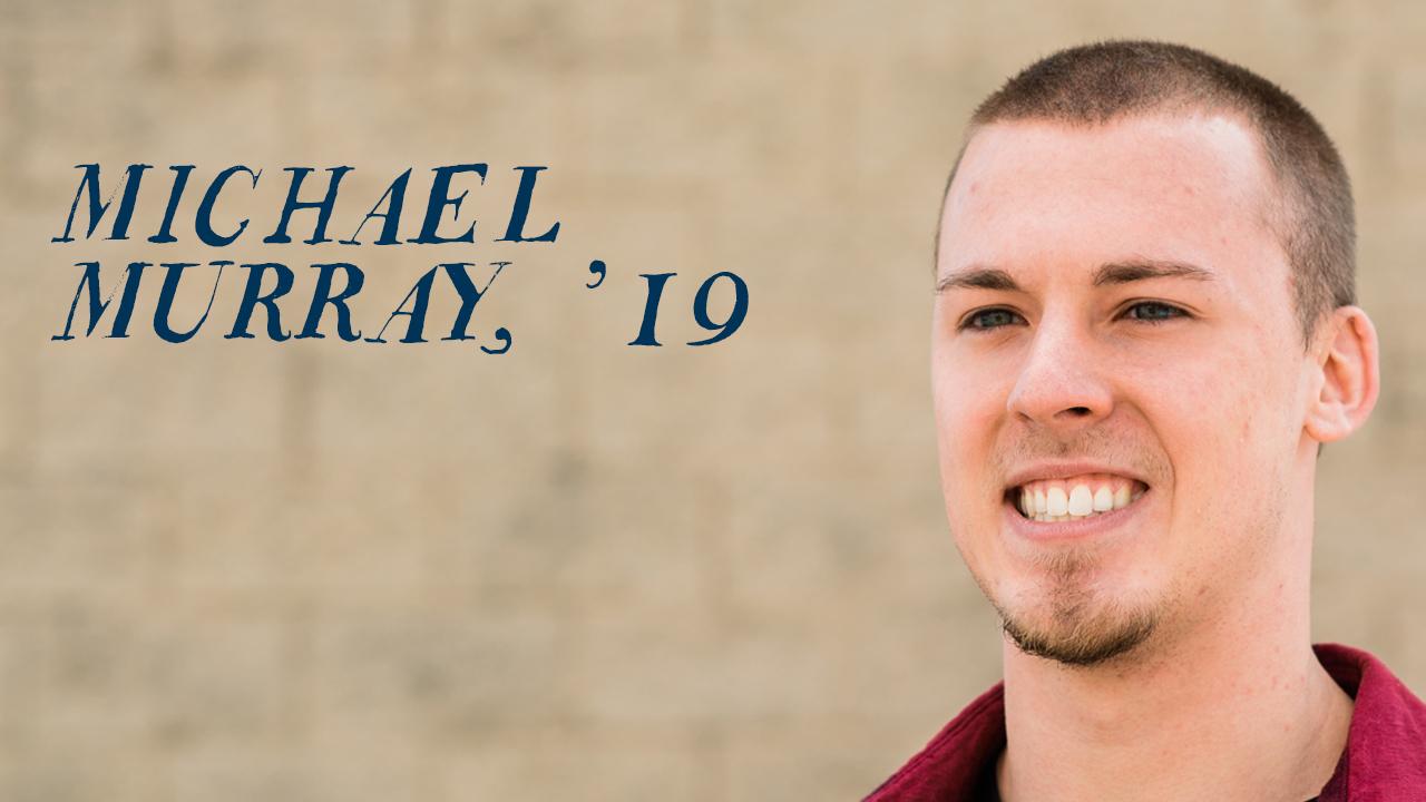 Student profile photo of Michael Murray