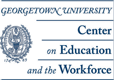 The Georgetown University Center on Education and the Workforce logo