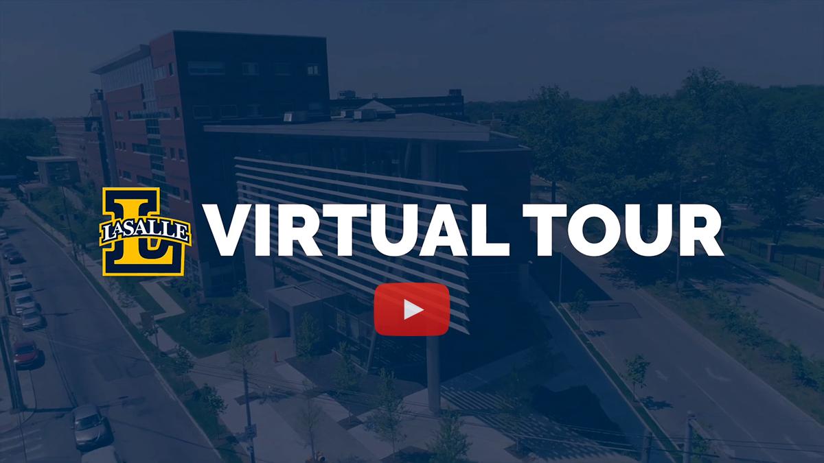 View the La Salle University Virtual Tour