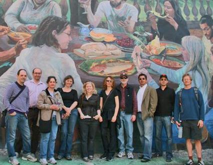 mural arts tour