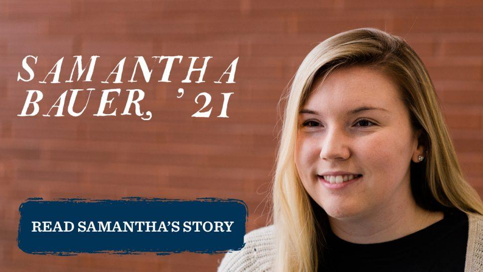 Transfer Student Story