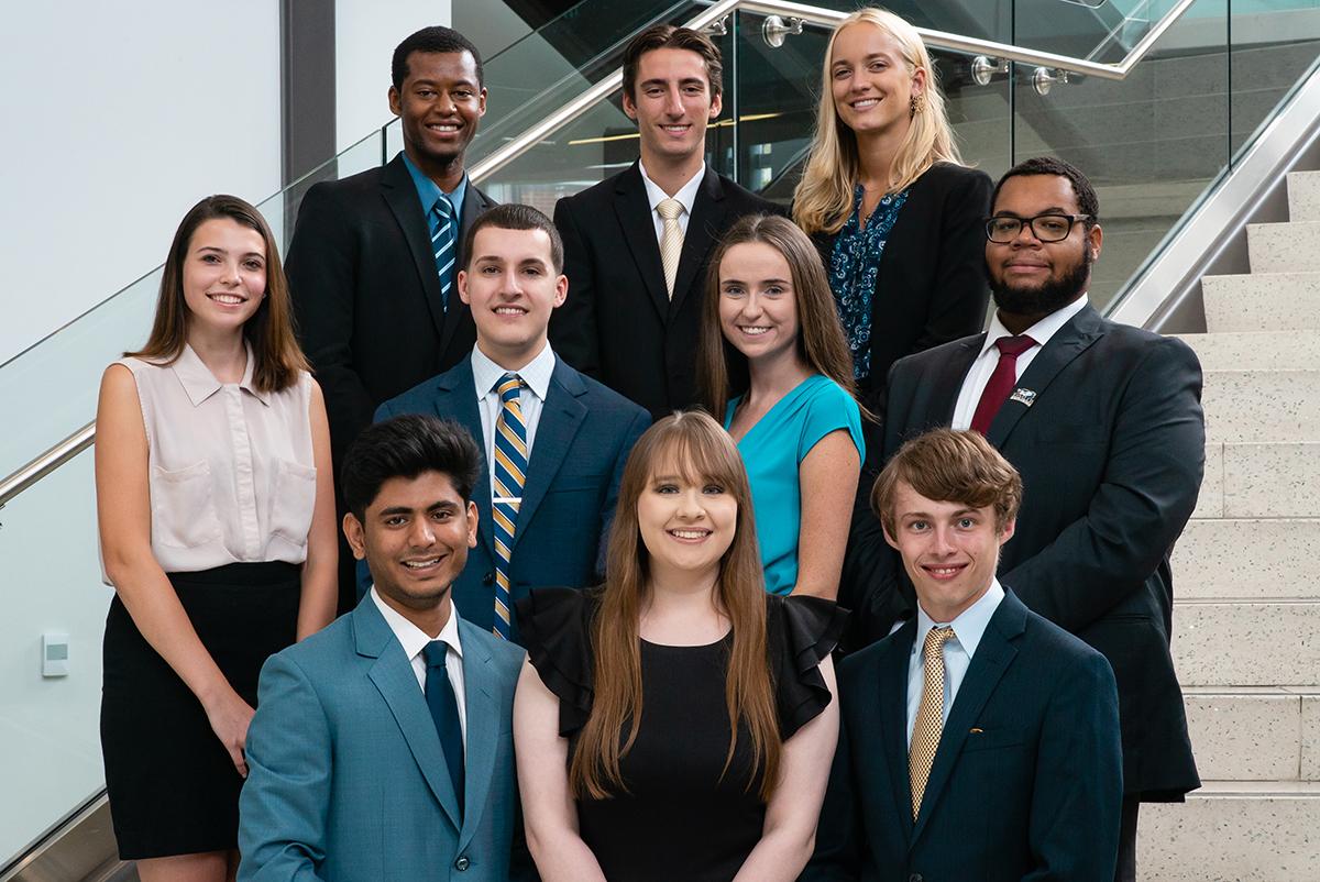 2019-20 Sales Center Student Team