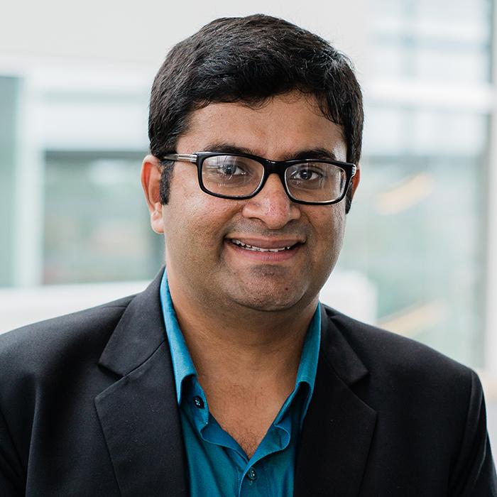 Ashish Kalra, Ph.D.