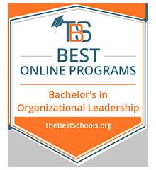 Best Bachelors in Organizational Leadership