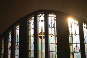 Mass @ De La Salle Chapel
