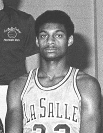 Michael Brooks, '80; 9th overall, 1980