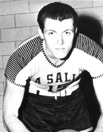 Tom Gola, '55; 2nd overall, 1955