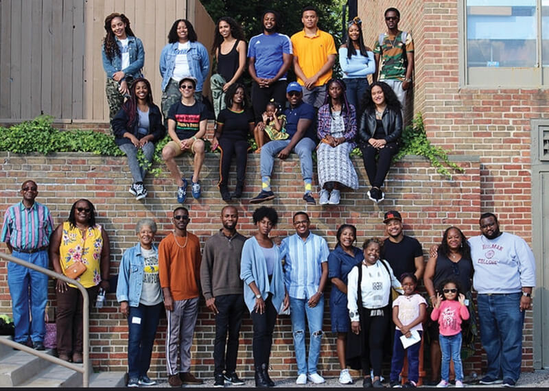African American student league