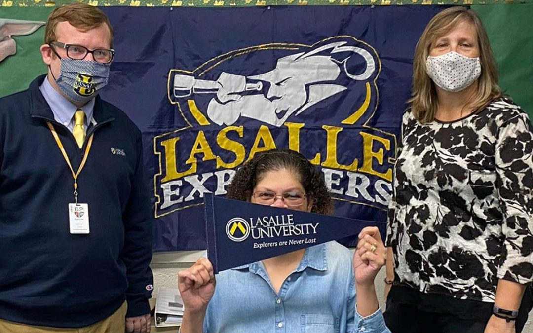 A weekend of fun for everyone at LaSalle's Alumni and Family Weekend