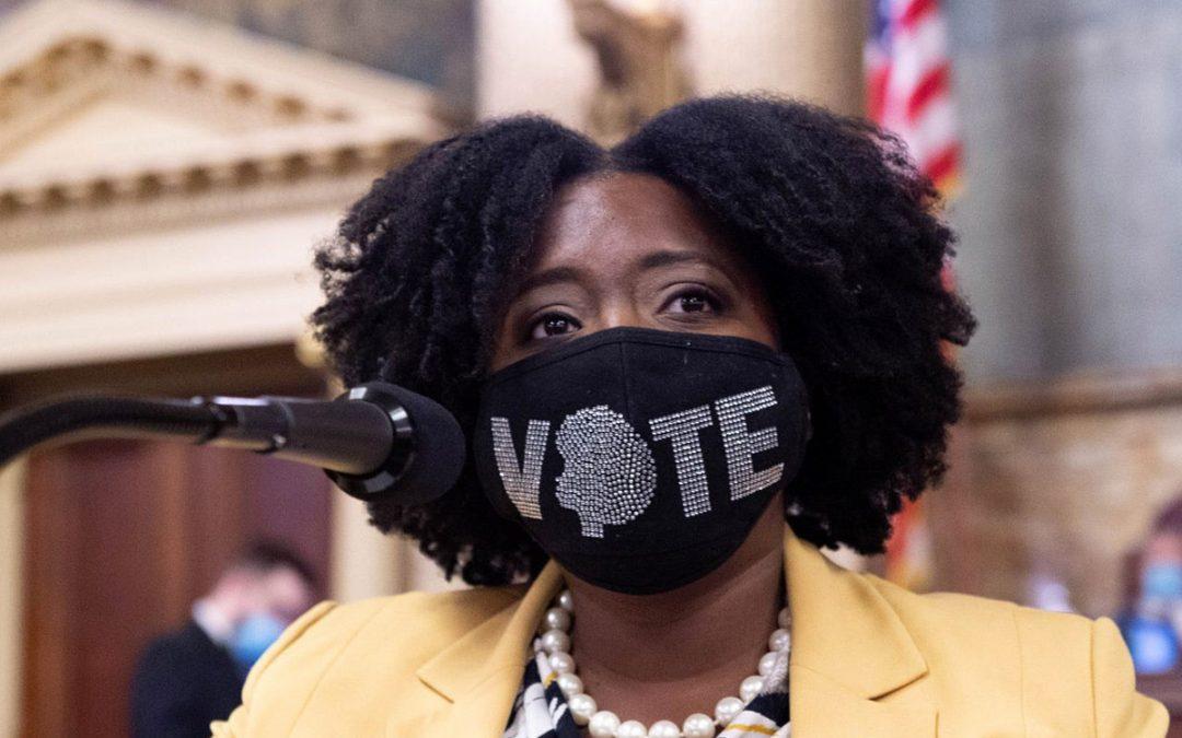 Alumna makes history in Pa. House of Representatives