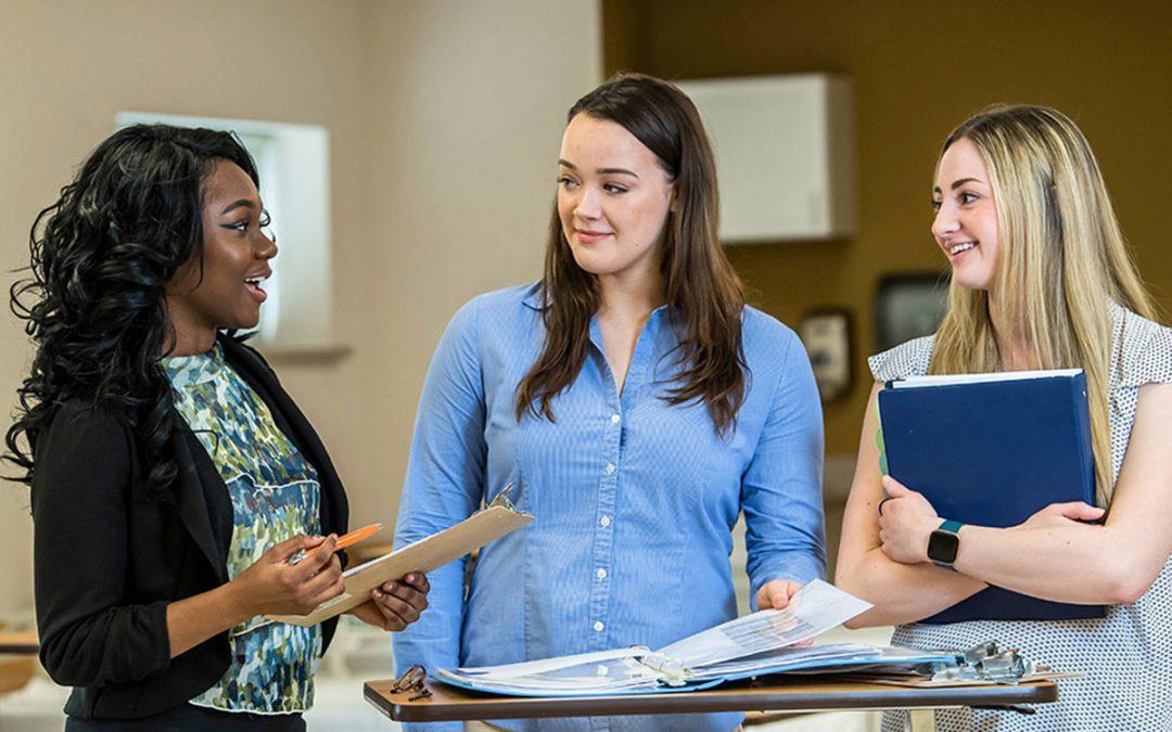 In Year of the Nurse, LaSalle's nursing program focused on the future