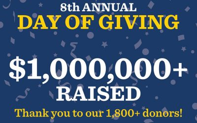 LaSalle's Day of Giving one for the record book