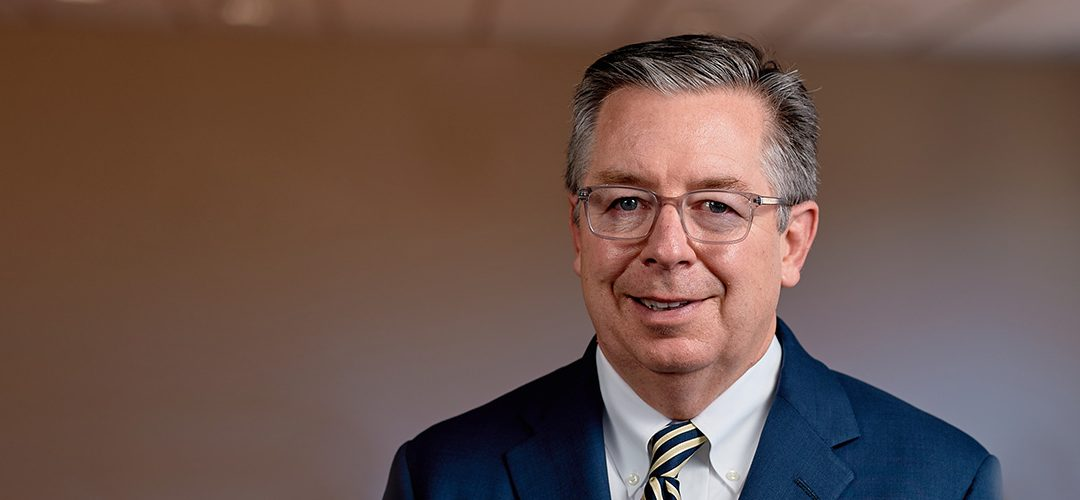 La Salle appoints Tim O'Shaughnessy, '85, as Interim President