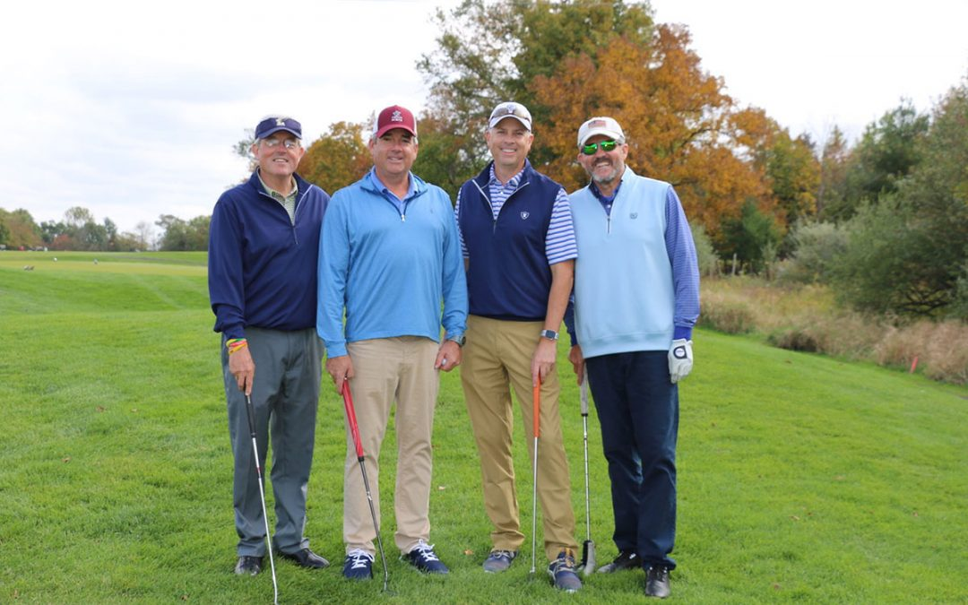 The 22nd Annual President's Cup Golf Tournament