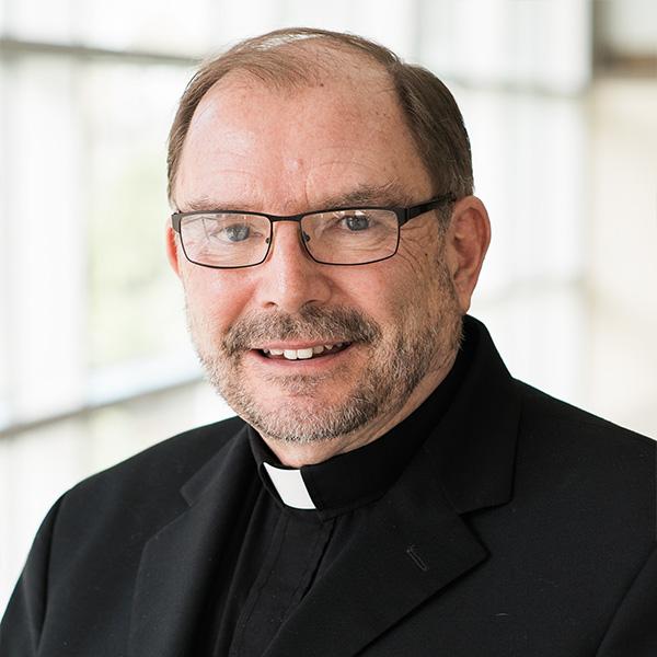 Reverend Francis Berna, O.F.M., Ph.D.