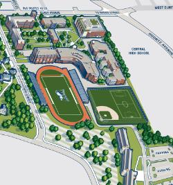Walden University Counseling Program Philadelphia University Campus Map