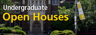 Undergraduate Open Houses