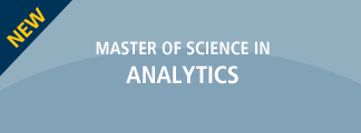 Master of Science in Analytics