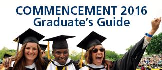 Graduate's Guide 2016
